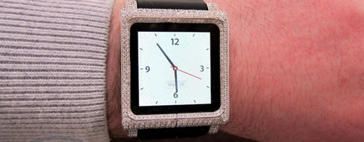 ZShock Damond Lunatik iPod Nano Watch