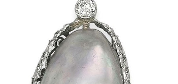 Giant 60 Carat Pearl To Be Auctioned At Christie's In Dubai
