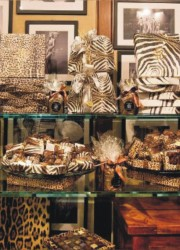 Roberto Cavalli's Animal Print Easter Eggs