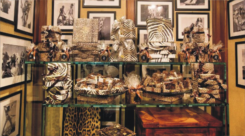 Roberto Cavalli&#8217;s Animal Print Easter Eggs