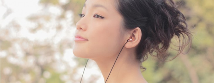 Piano Forte Earphones by Final Audio Design
