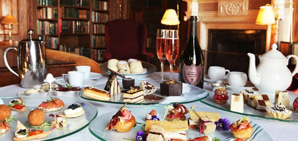 Cliveden Launches the World's Most Expensive Afternoon Tea
