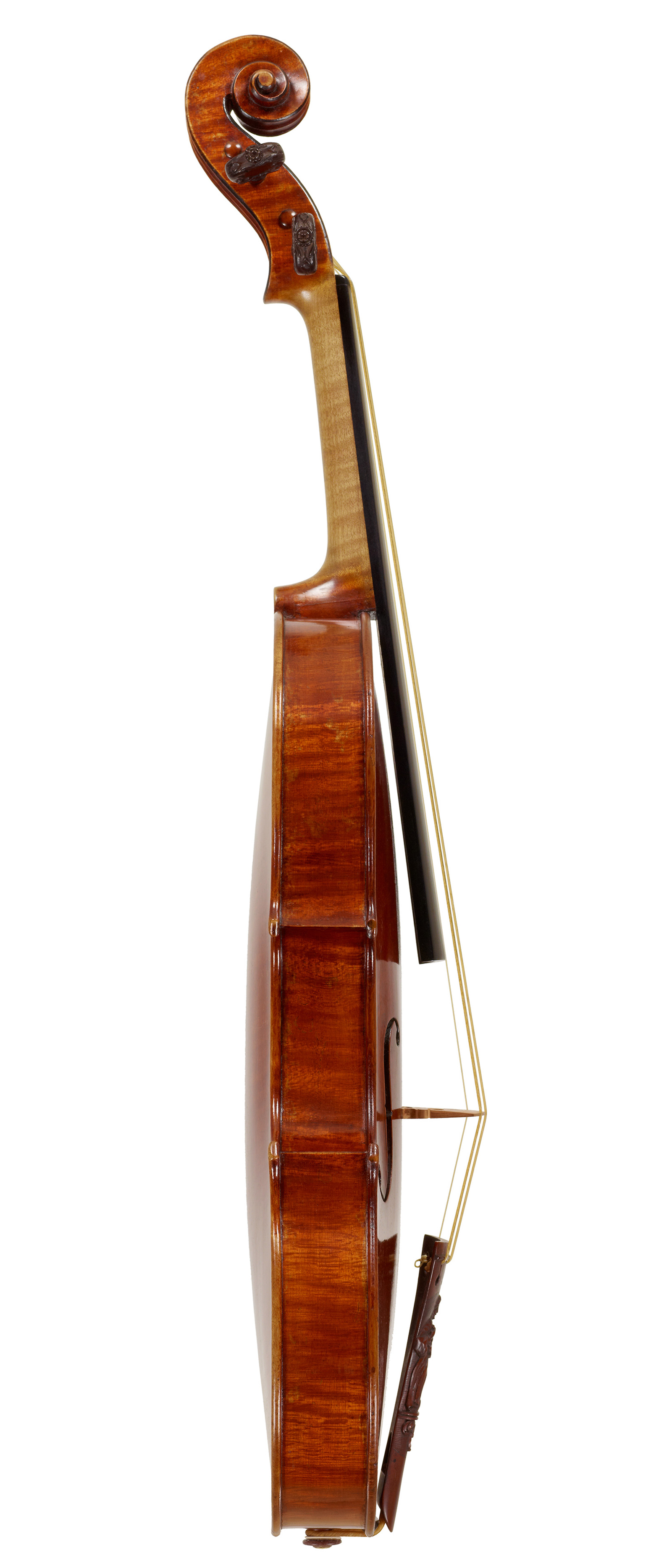 A well-preserved Stradivarius violin, the Lady Blunt