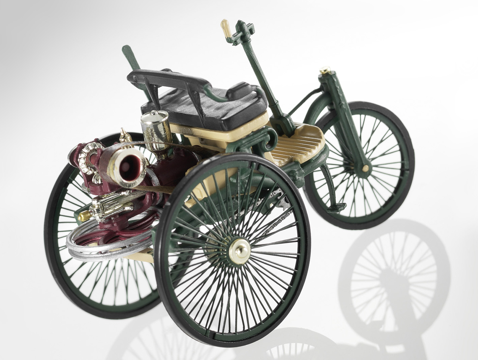 1886 Mercedes-Benz Patent Motor Car