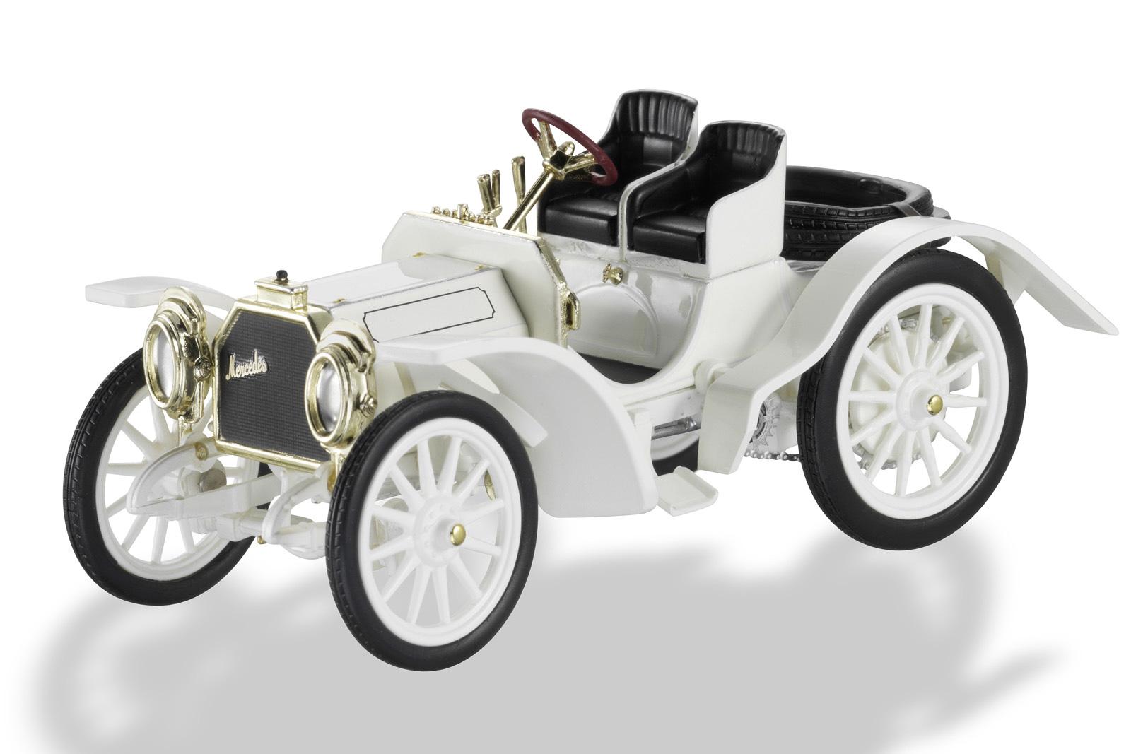1902 Mercedes-Benz Simplex, Scale Model