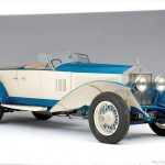 1926 Rolls-Royce Phantom I Experimental at Inaugural Salon Prive Auction