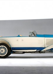 1926 Rolls-Royce Phantom I Experimental at Inaugural Salon Prive Auction