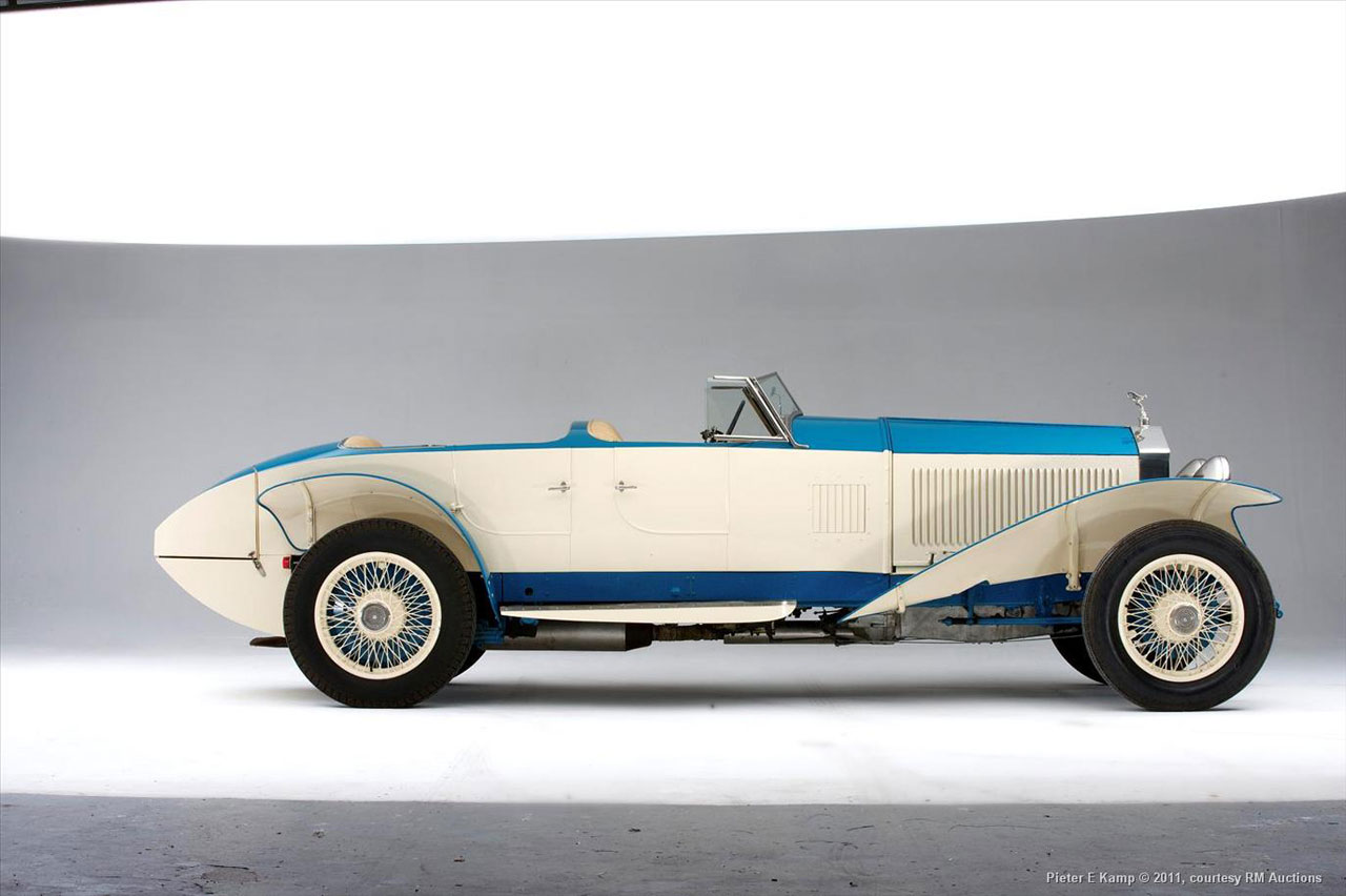 1926 Rolls-Royce Phantom I Experimental