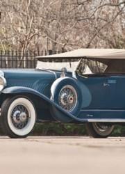 Two Duesenberg Model J Take Top Spots at Auburn Spring Sale