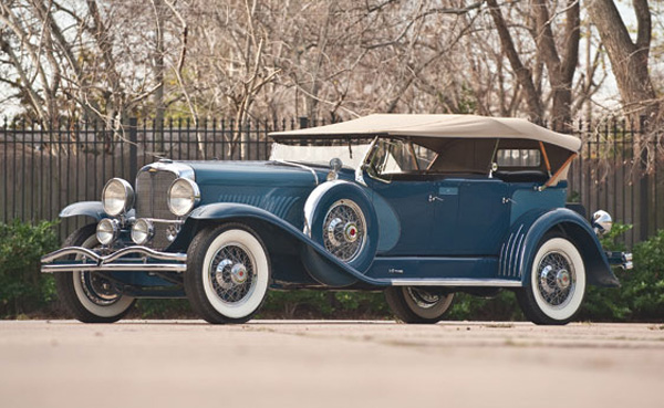Two Duesenberg Model J Take Top Spots at Auburn Spring Sale