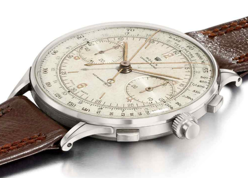1942 Rolex Ref. 4113 Split Seconds Chronograph - The Rarest, Most Valuable Reference of Rolex on the World