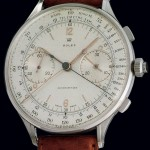 Most Expensive Rolex Watch – 1942 Rolex Ref. 4113 Split Seconds Chronograph