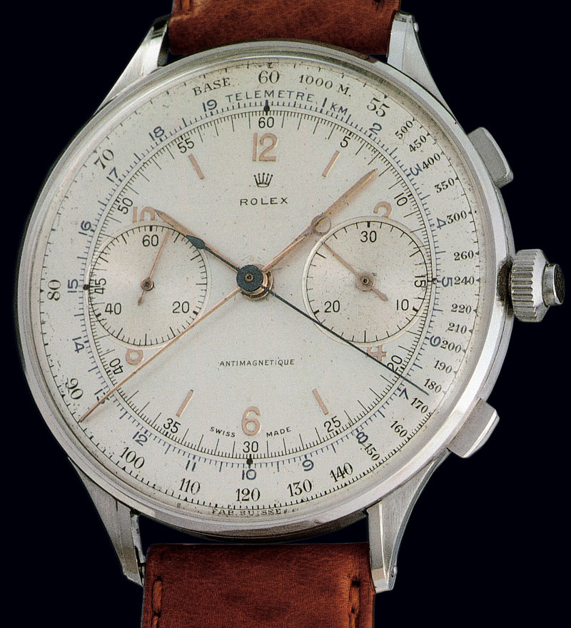 most expensive rolex 1942 rolex ref 4113 split