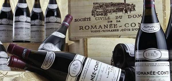 1988 DRC Romanée-Conti Wine