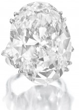 Impresive 46.51 Carat Diamond Ring Higlights Christie's Important Jewels Sale