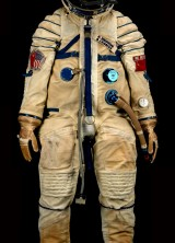 Alexei Leonov's Space Suit Sells for $242,000 at Bonhams' Space History Sale