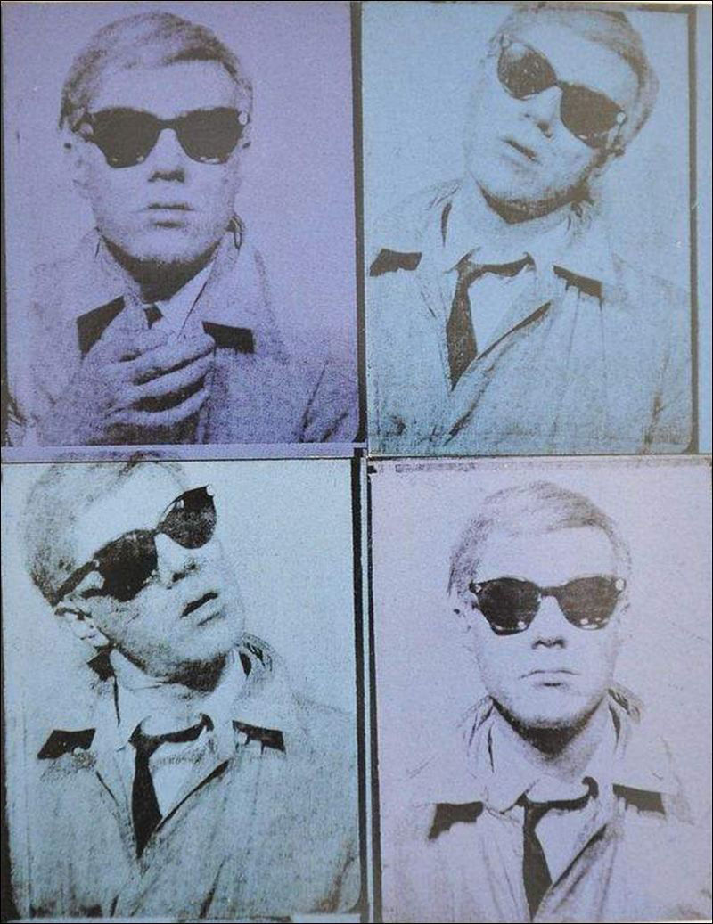 Two Andy Warhol&#8217;s Self-portraits Sold for $69.5 Million in Total