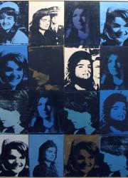 Andy Warhol's Sixteen Jackies