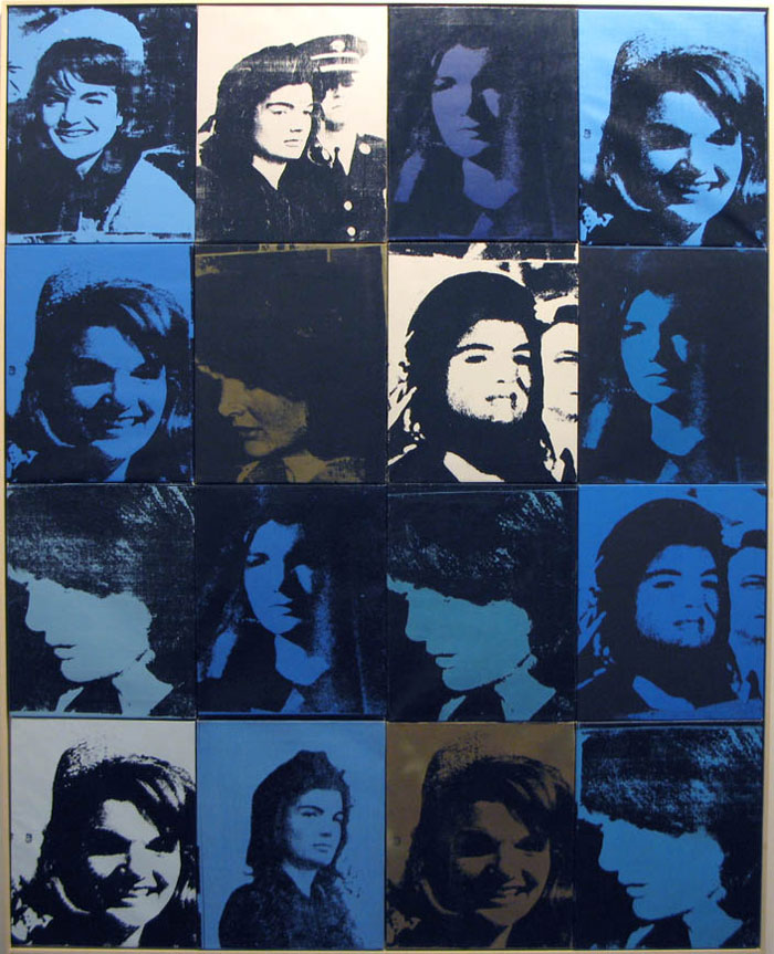 Andy Warhol's Sixteen Jackies