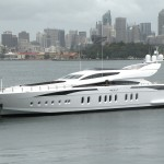 James Packer's Ares (ex Z) Leopard 46 Superyacht for Sale with Burgess
