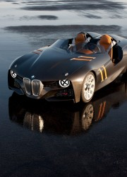 BMW 328 Hommage Concept Car Unveiled to Celebrate Brand's Racing History