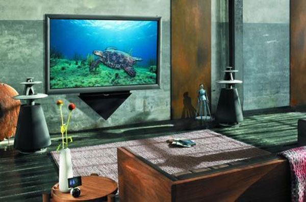Bang & Olufsen's First 3D TV