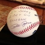 $100,000 Baseball At The 22nd Annual Imus Radiothon Auction