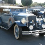 Bet For Charlie Chaplin's 1929 Pierce-Arrow On eBay