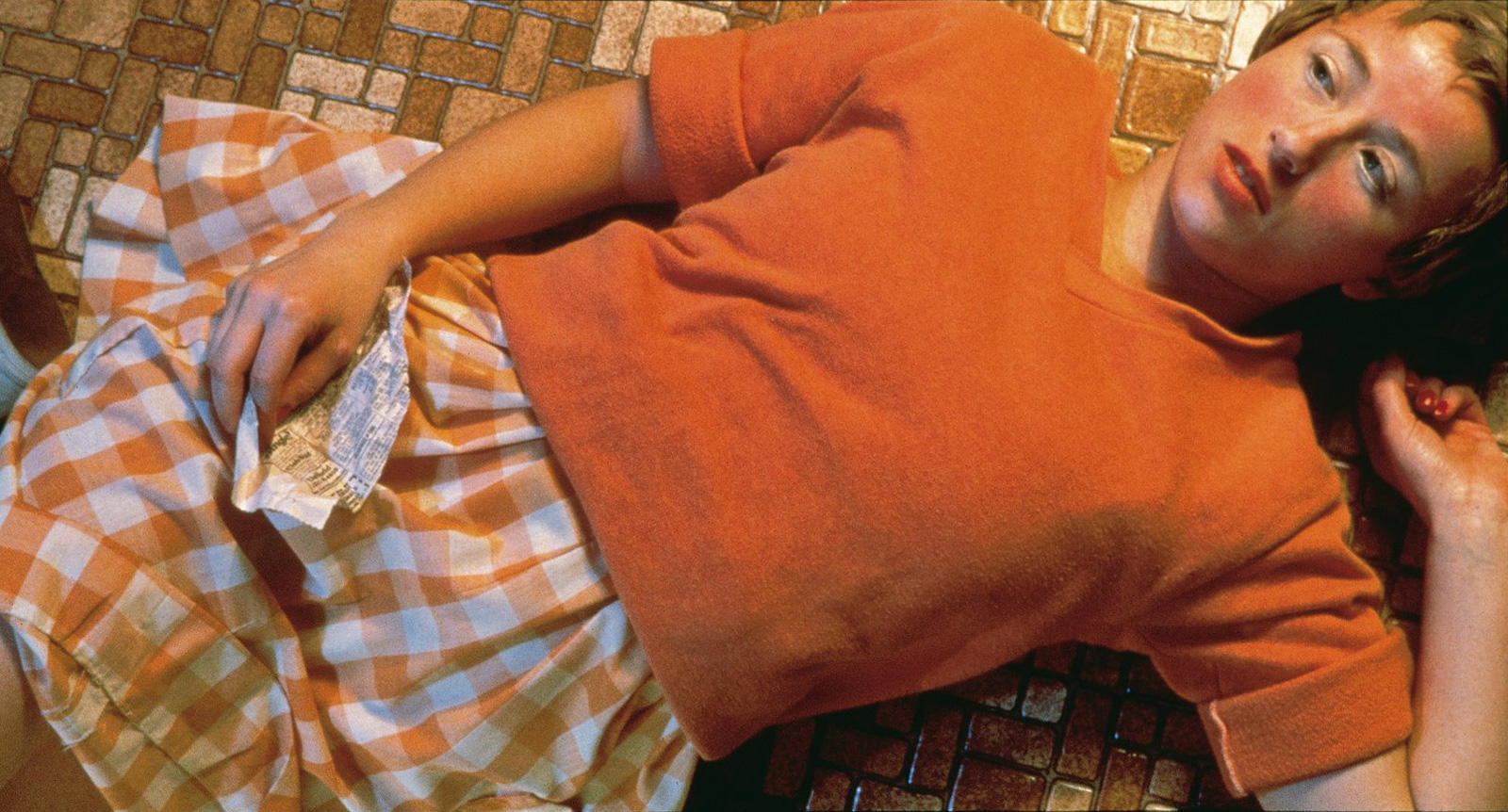 "Most Expensive Art Photo - Cindy Sherman's 1981 Photo ""Untitled #96"""