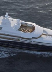 Cakewalk Superyacht now Available for $214 Million