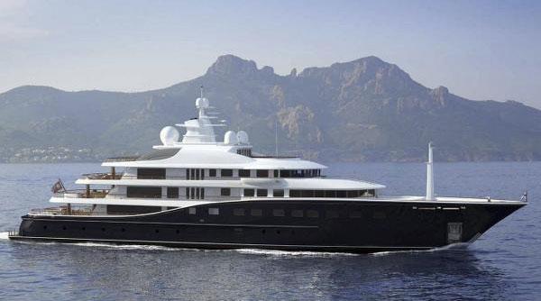 Superyacht Cakewalk goes on sale for $214 million