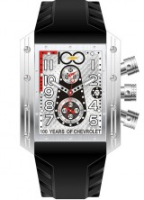 Equipe 100th Big Block Chronograph Watch Limited Edition