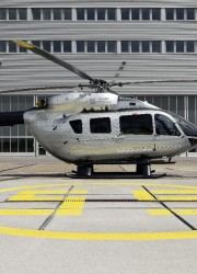 EC145 Mercedes-Benz Style high-end, multi-purpose helicopter