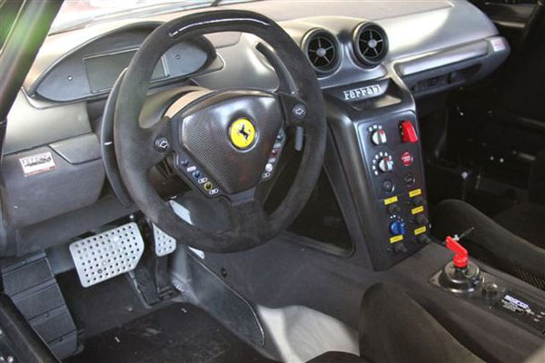 Exceedingly Rare Ferrari 599XX up for Sale