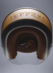 Special Edition Ferrari Style Motorcycle Helmet By Newmax