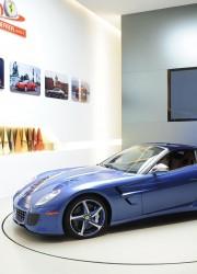 Ferrari Superamerica 45 Debuted at Villa d'Este Concours d'Elegance