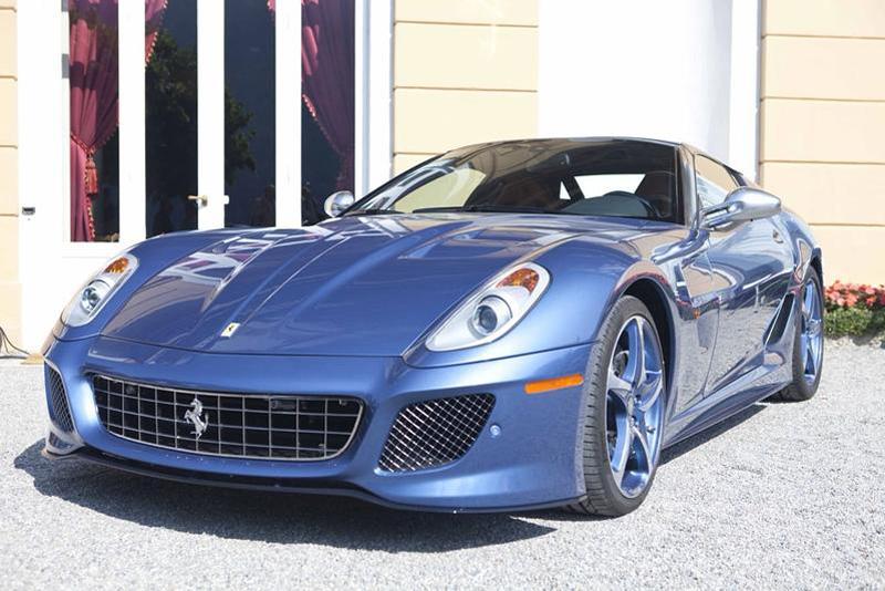 Special Edition Ferrari Superamerica 45