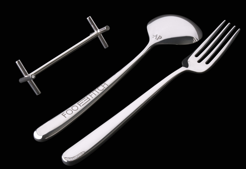 Foo Fitch Diamond Cutlery