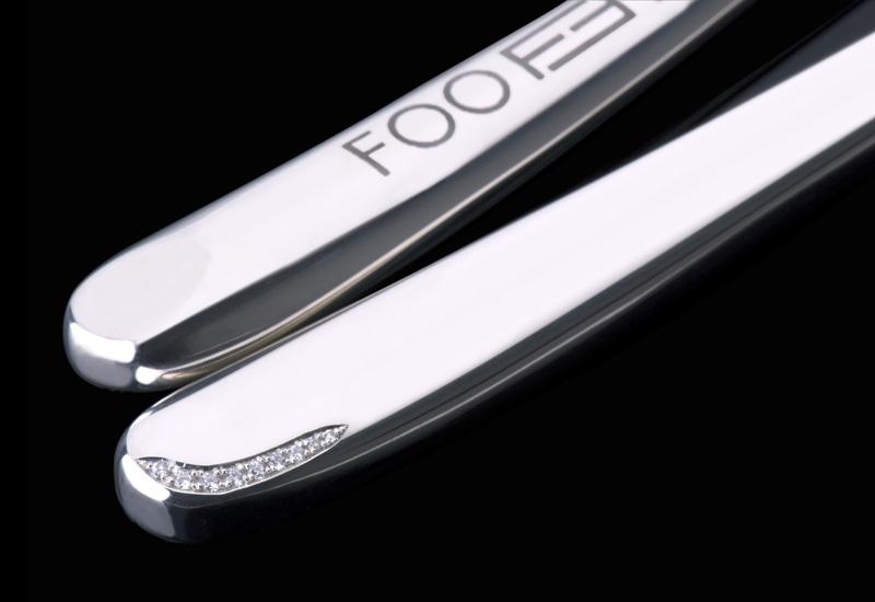 Foo Fitch Diamond Cutlery