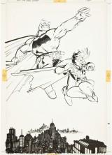 Batman: The Dark Knight Returns Original Art Hits $100,000 at Heritage Auction