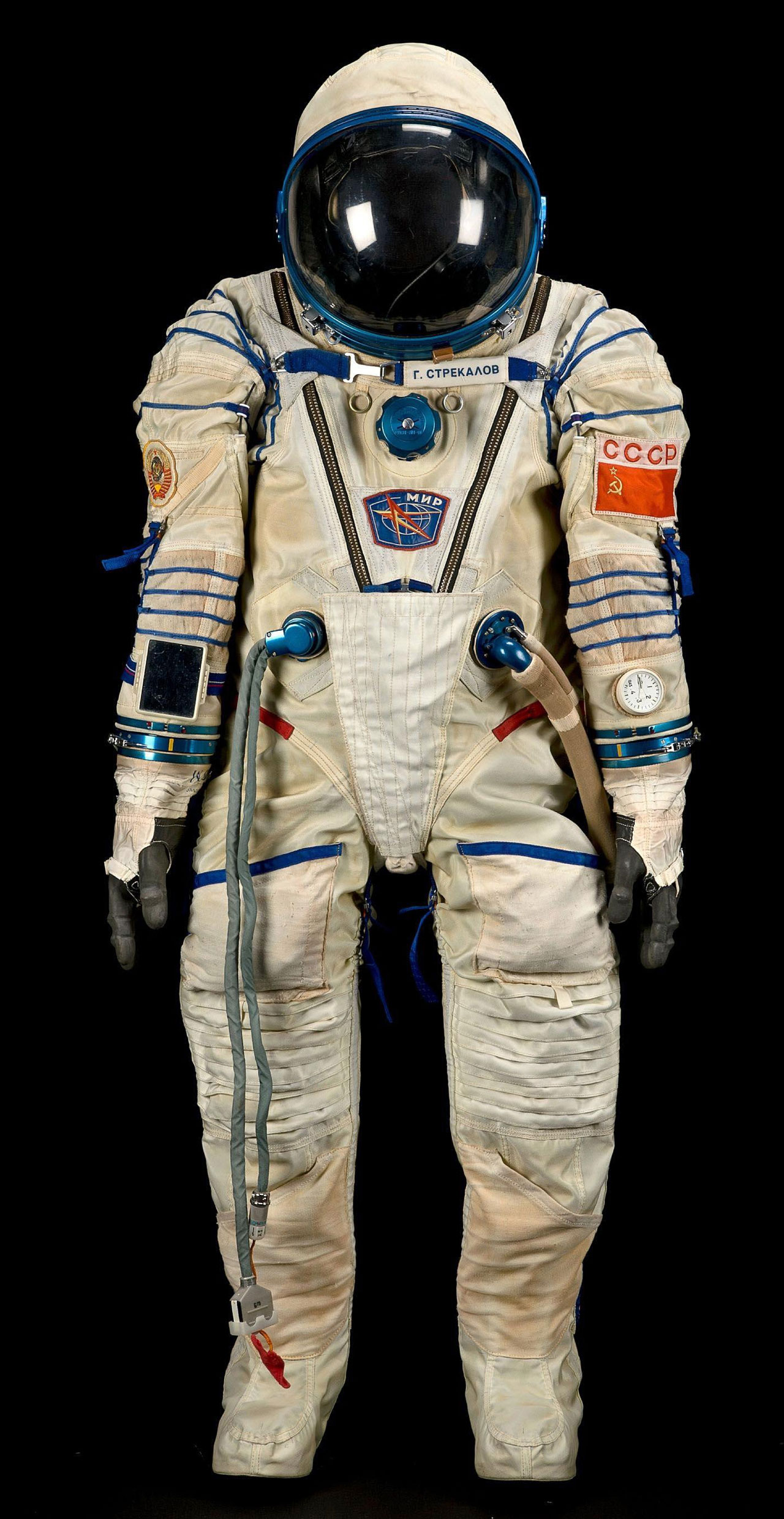 american space suit gallery