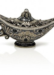 Habibi – The Genie Lamp Minaudière By Judith Leiber
