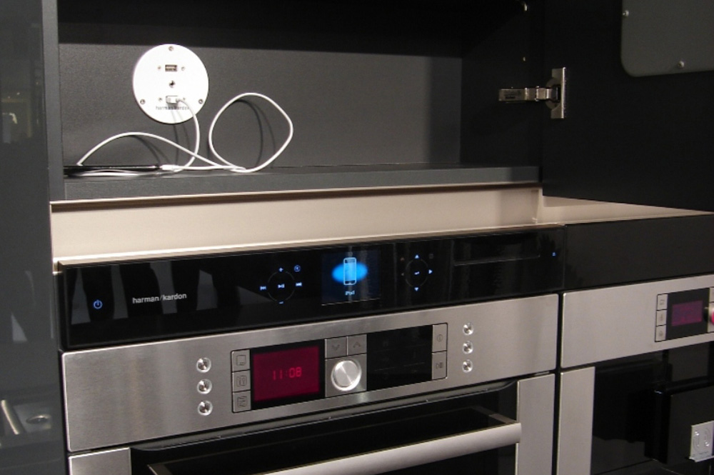 Harman/Kardon MaestroKitchen 100 Bring Music in Your Kitchen