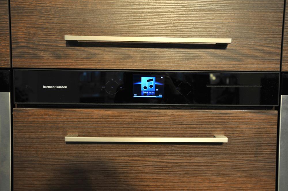 harman kardon kitchen audio system compracom hmdc. Black Bedroom Furniture Sets. Home Design Ideas