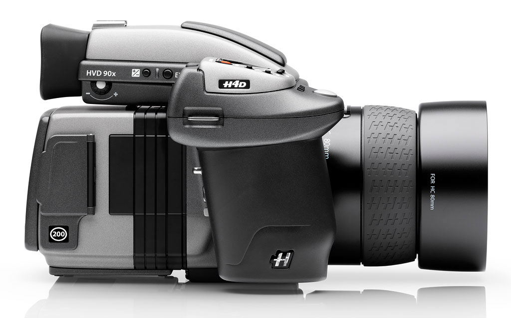 Hasselblad H4D-200MS Camera