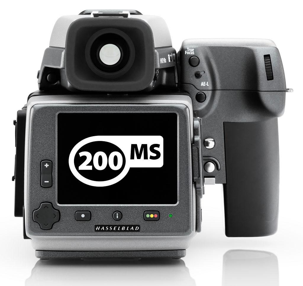 Hasselblad H4D-200MS Camera