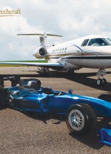 HBC Offers Free Lotus with Hawker 4000 Private Jet