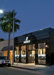 Hublot Opens First Flagship Store on West Coast