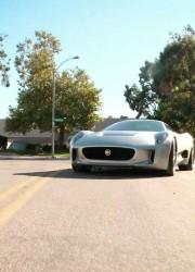 Jaguar C-X75 Hybrid Supercar Go into Production
