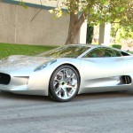 Jaguar C-X75 Hybrid Supercar Go into Production